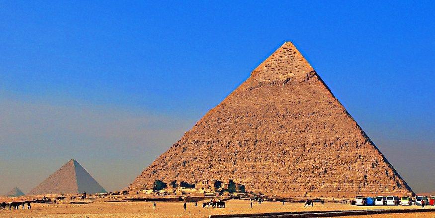 Pyramids-Egypt