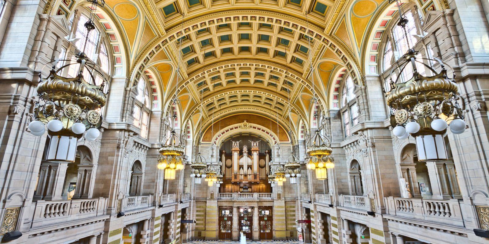 Kelvingrove Museum, Glasgow,Scotland