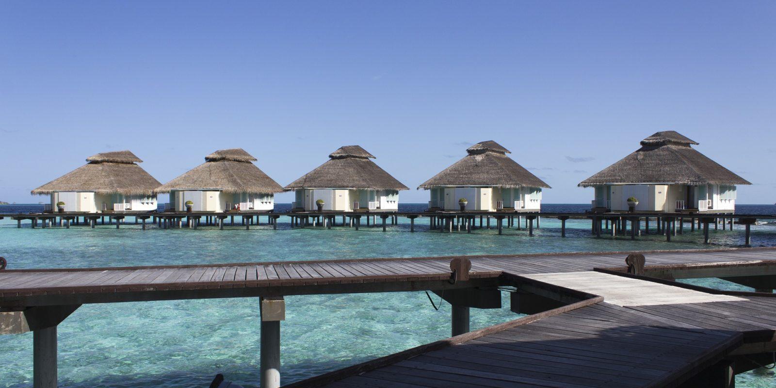 Luxury Resorts, Maldives.
