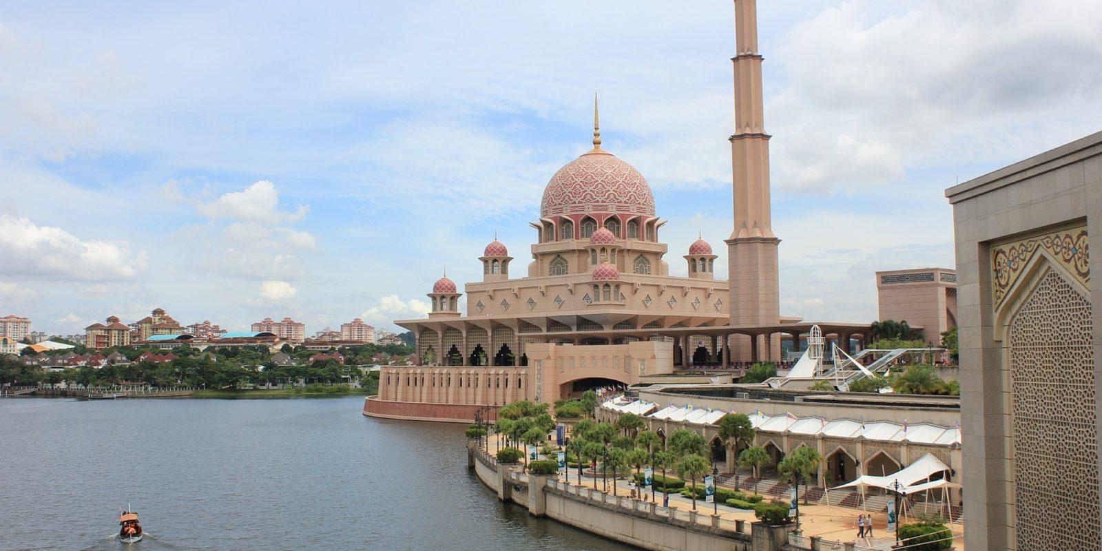 Parliament Putrajaya, Kuala Lumpur, Malayasia.