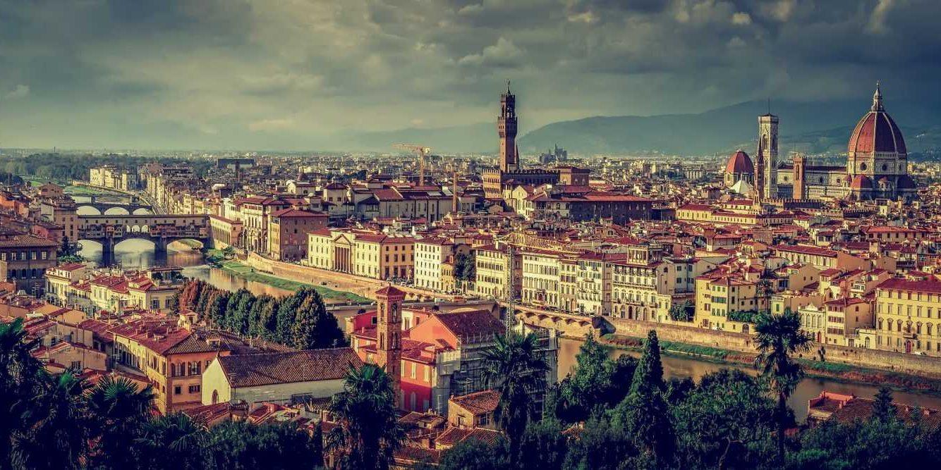 Skyline, FLORENCE, ITALY