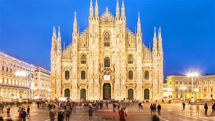 Duomo-Milan