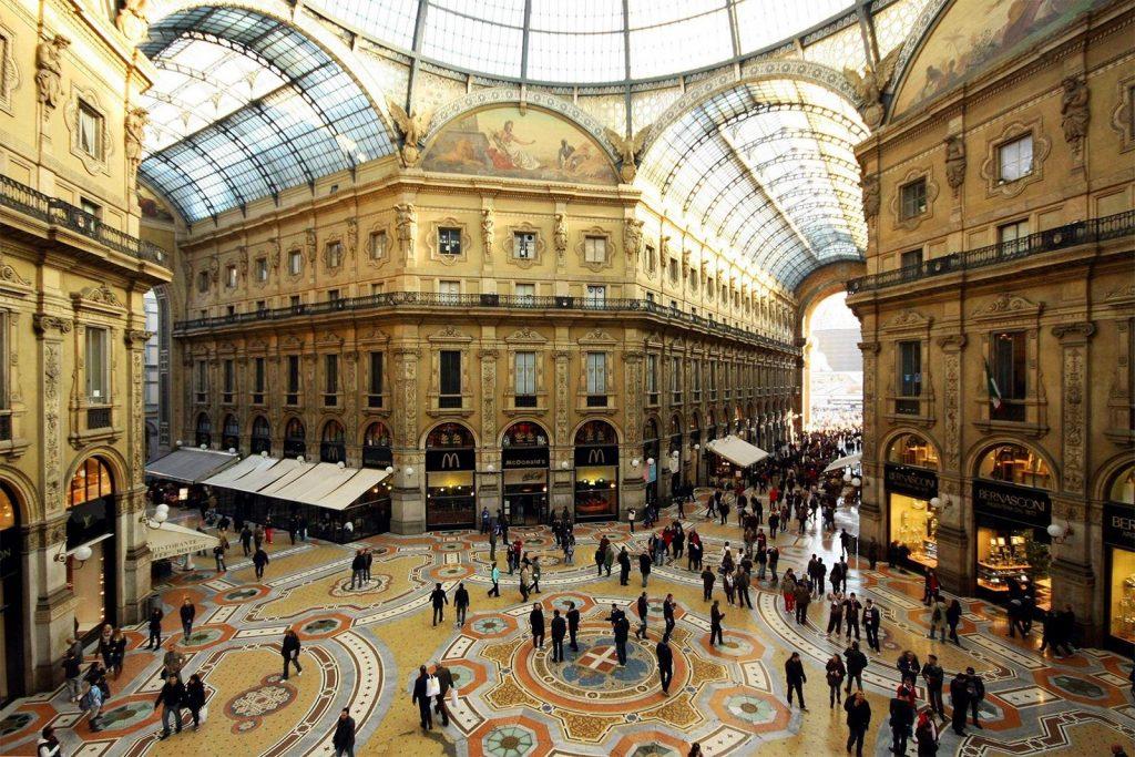 Galleria Vittori Emanuel-II