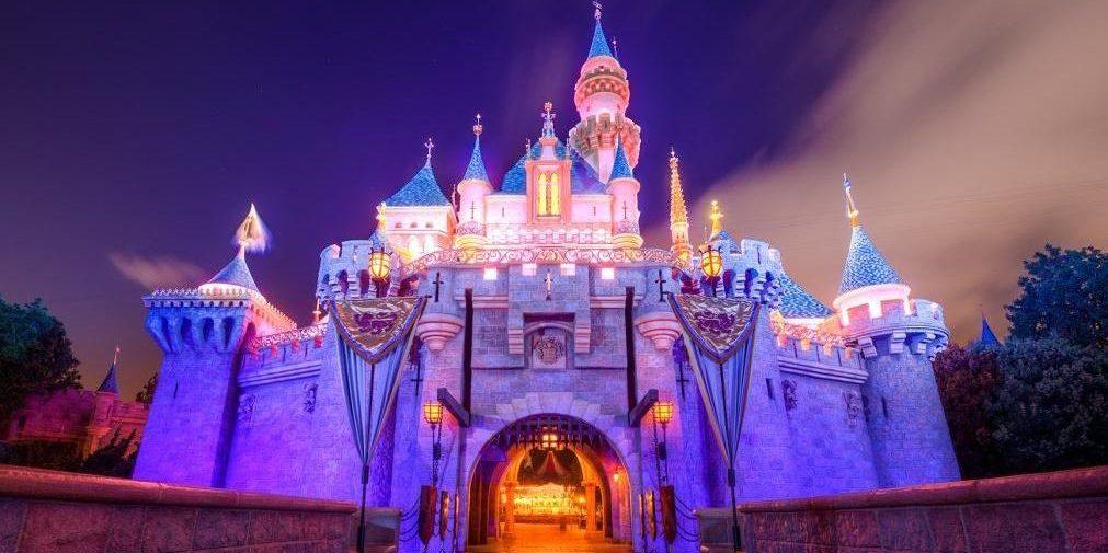Disneyland, Hong Kong.