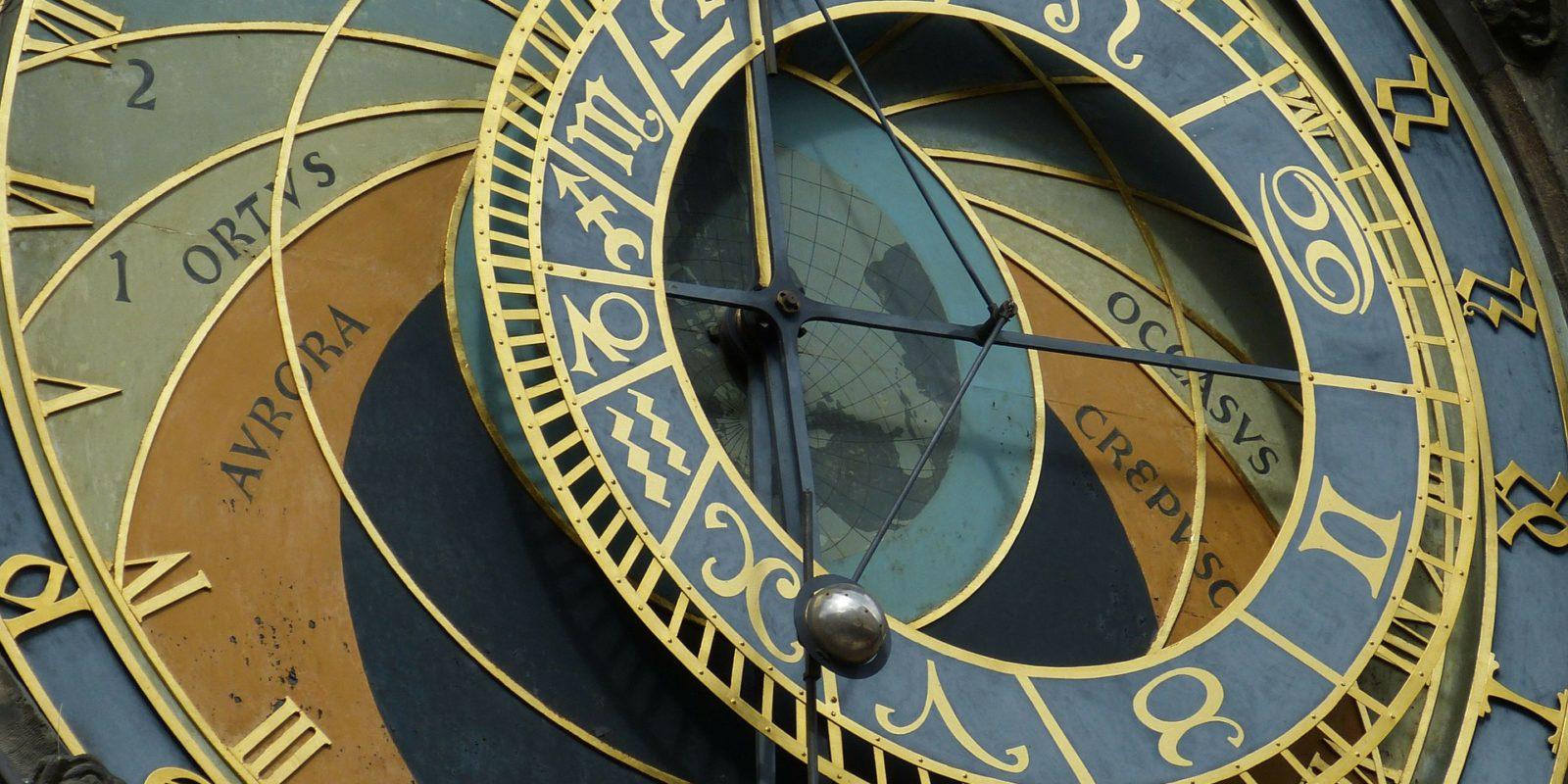 PRAGUE ASTRONOMICAL CLOCK, HUNGARY