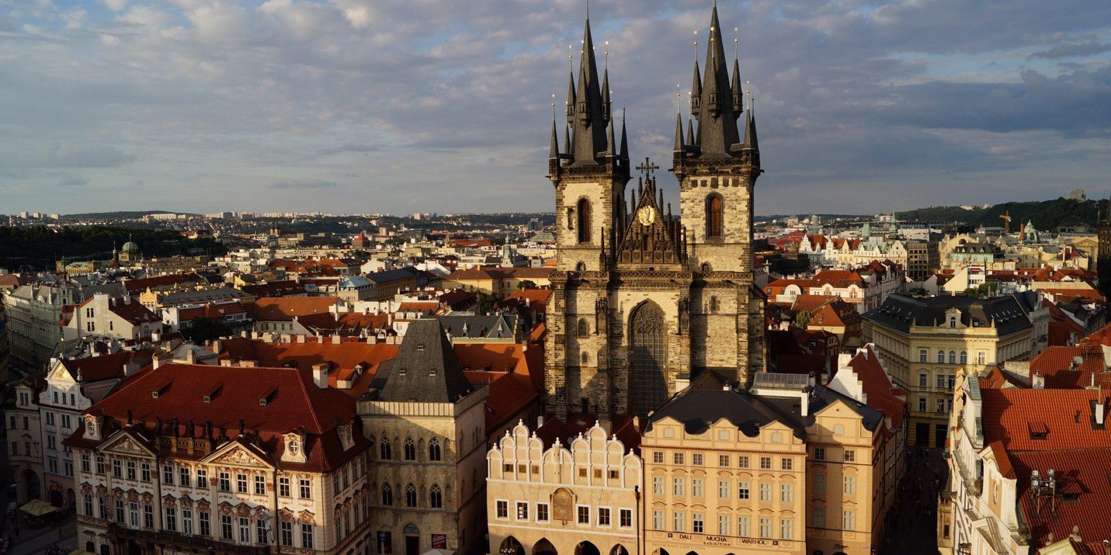 PRAGUE VENCEL SQUARE, HUNGARY