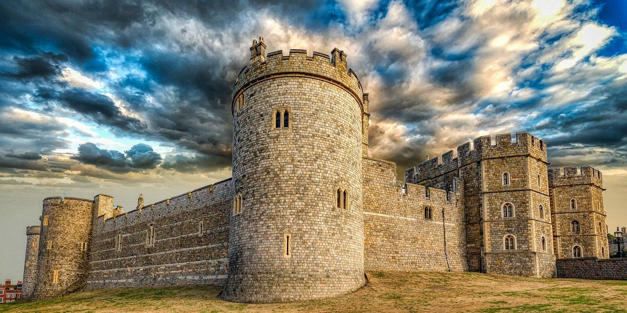 Windsor Castle, London.