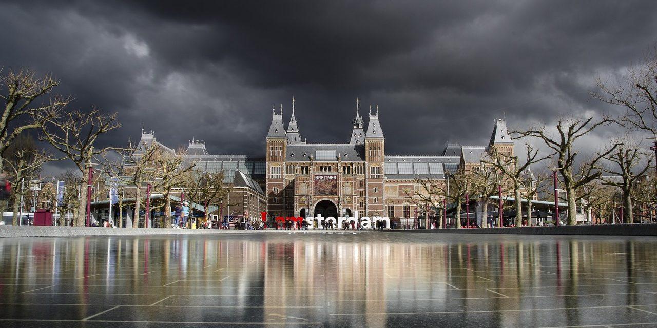 Rijksmuseum -Museum Amsterdam, Netherlands.