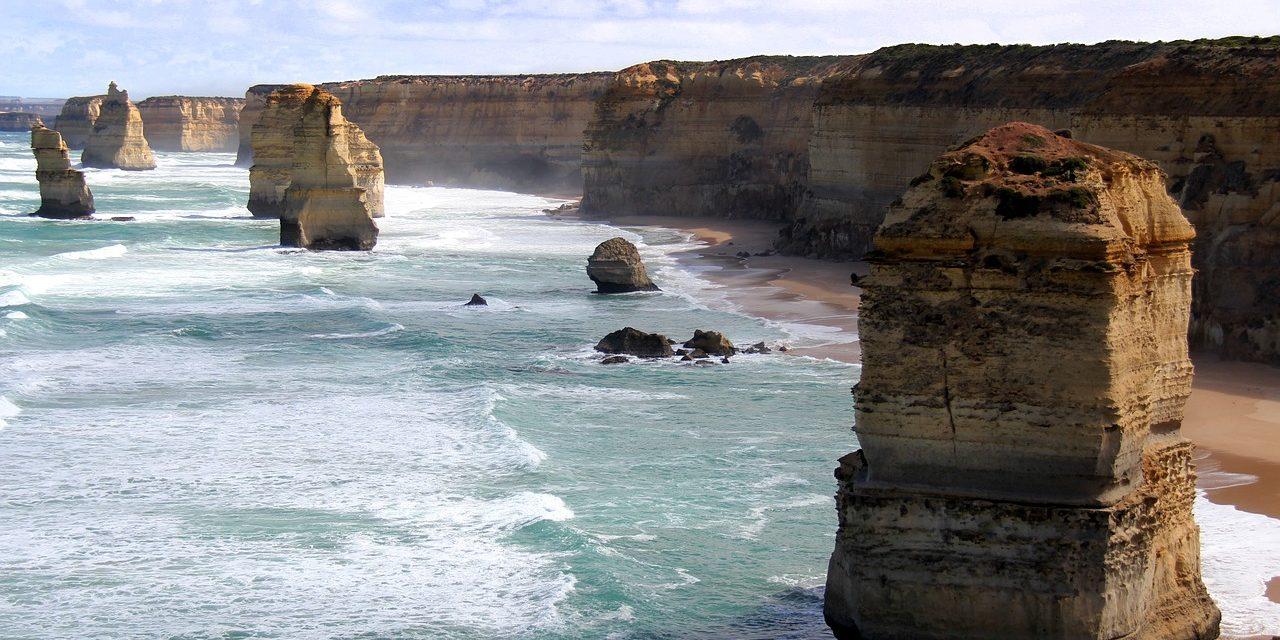 Apostles, Ocean Road, Melbourne, Australia