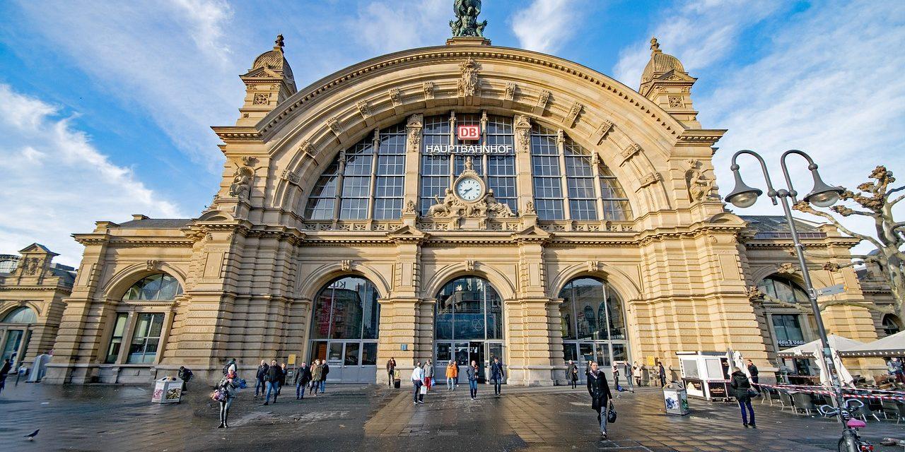 Hesse Central Station, Frankfurt, Germany