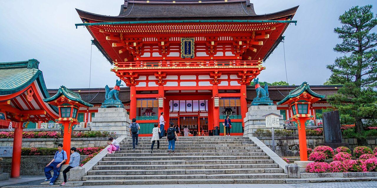 Fushimi Inari,Taisha Shrine ,Kyoto, Japan