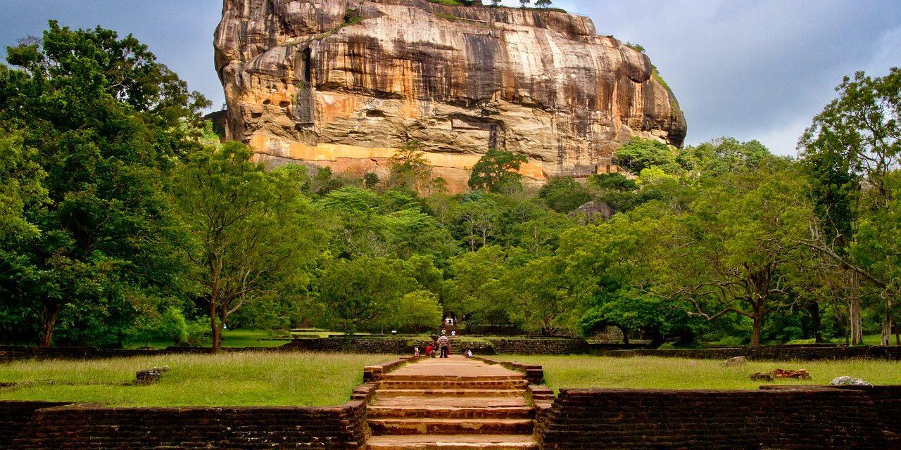 Sigiriya Ruins, UNESCO, Dambulla , Sri Lanka