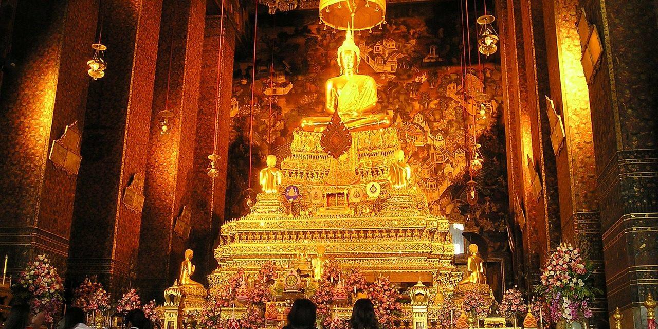 Gold Altar, Thailand, Bangkok