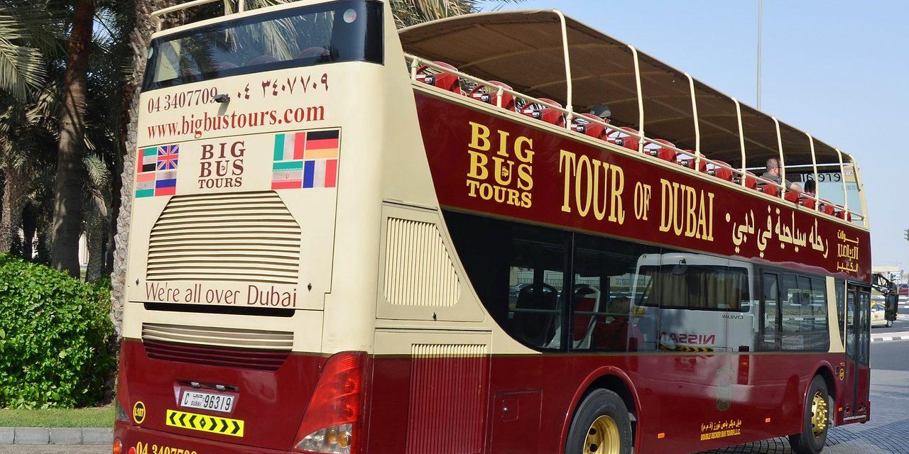 City Tour Bus, Dubai