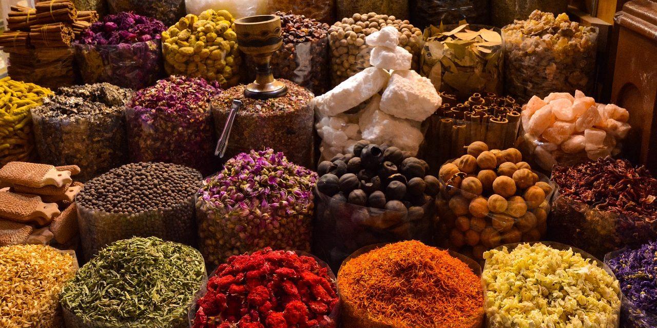 Spices Souk,Grand market, Dubai