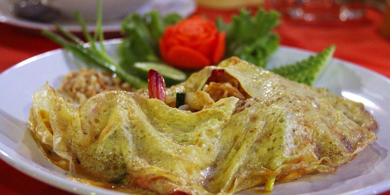 A local delicacy, Ko Samui, Thailand.