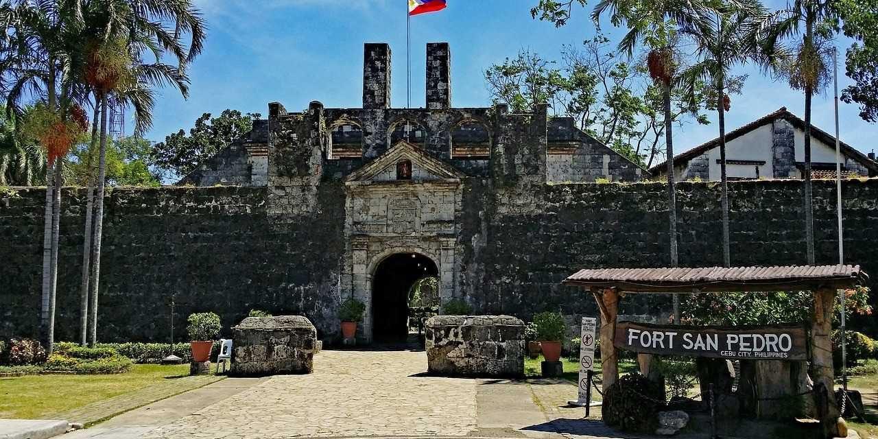 Fort San Pedro_Cebu