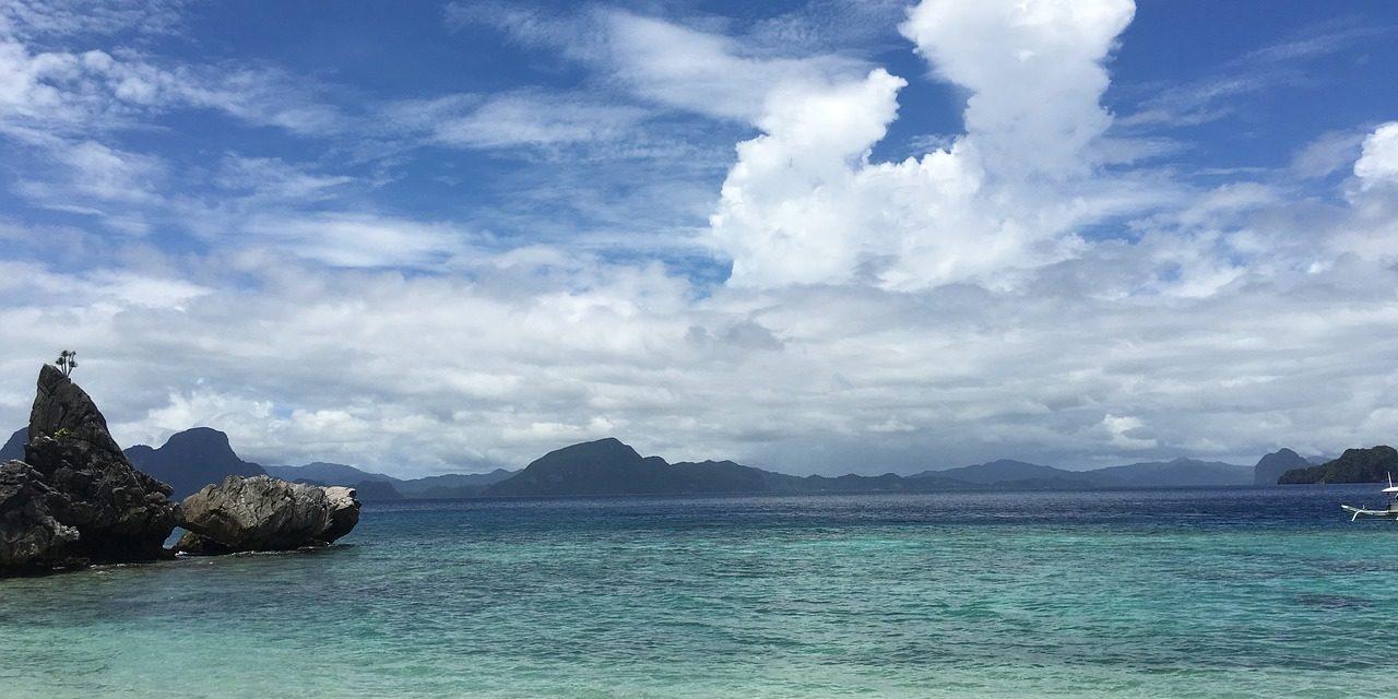 Palawan Beach, Philipines