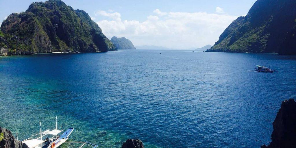 Palawan Sea view, Phillipines