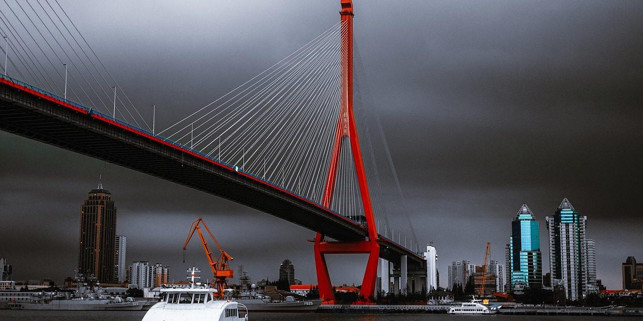 Yangpu Bridge, Shanghai